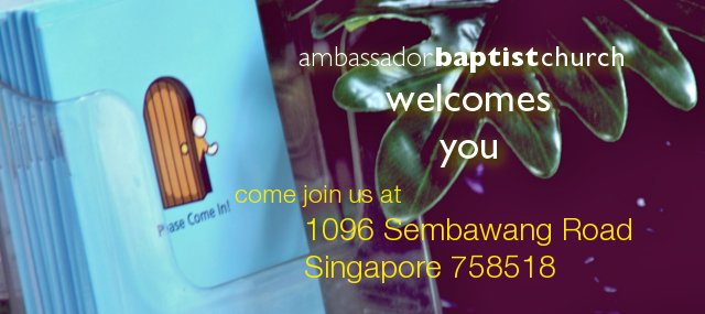 Welcome to Ambassador